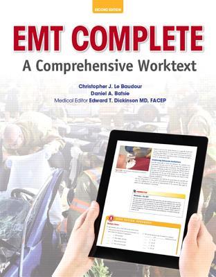 Emt Complete By Le Baudour, Chris/ Batsie, Daniel/ Dickinson, Edward T./ Limmer, Daniel J.